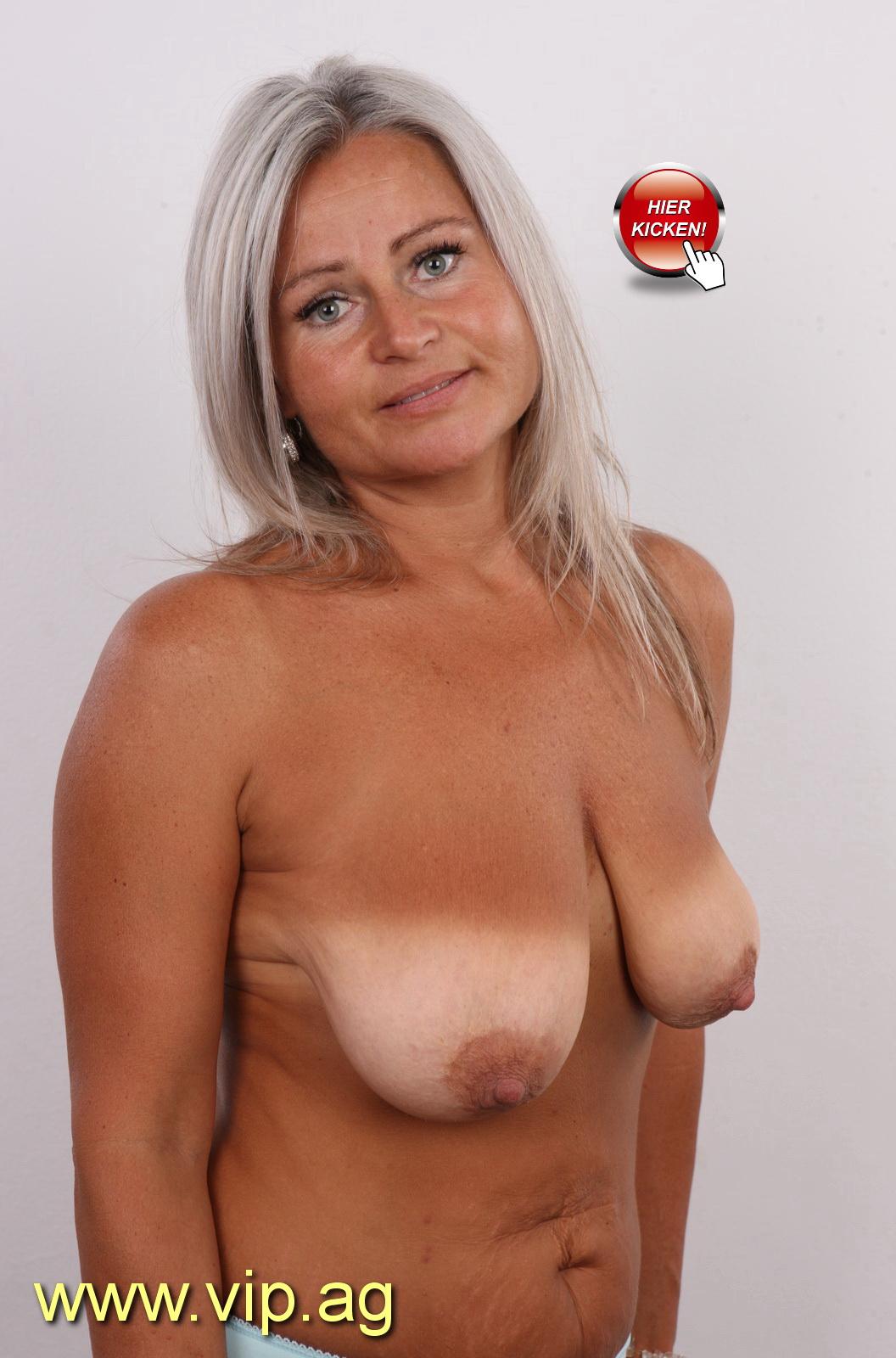 schwere Brüste Resi
