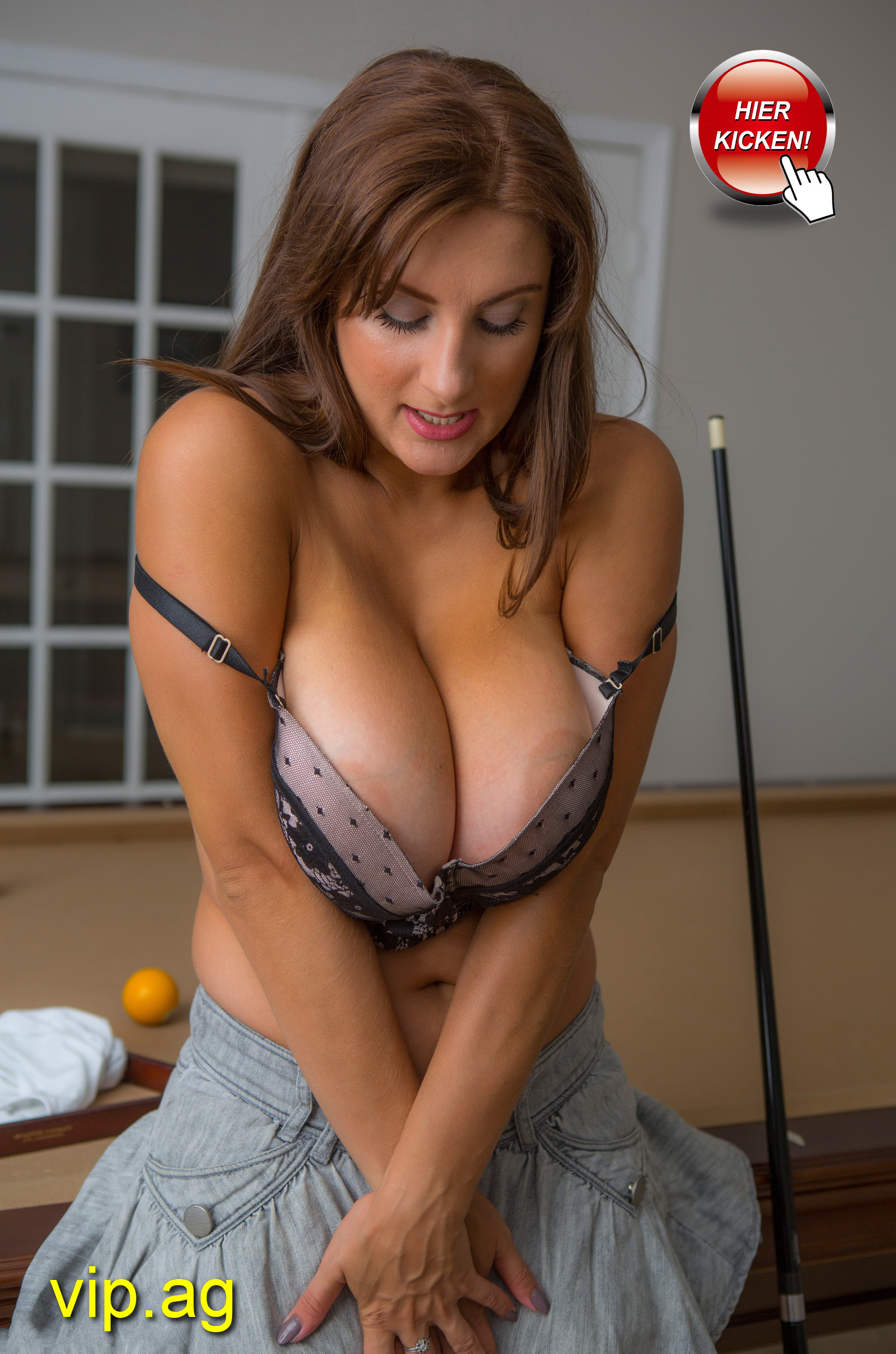 riesen Brüste Ulli