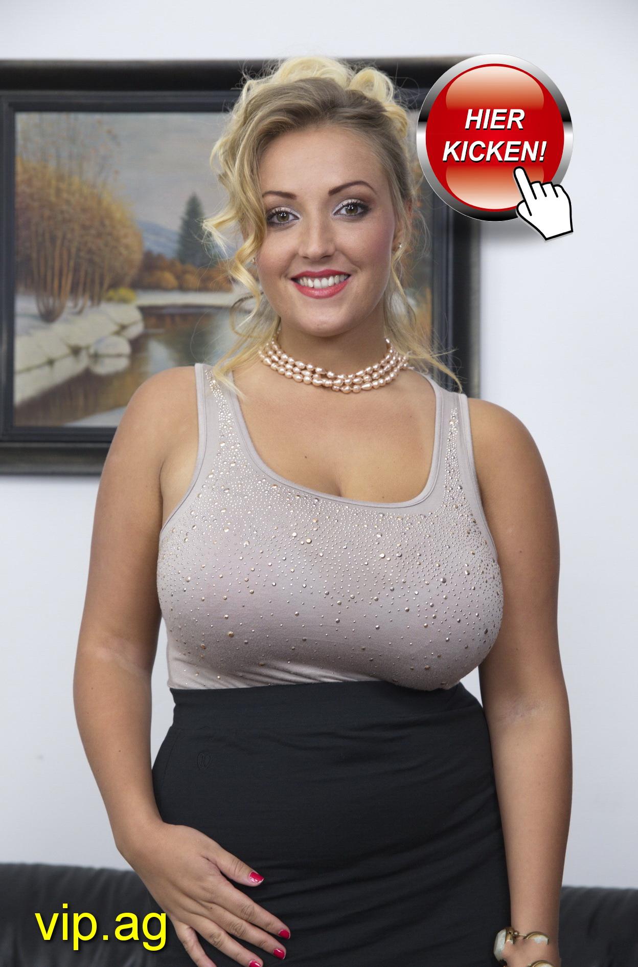 schwere Brüste Rosi